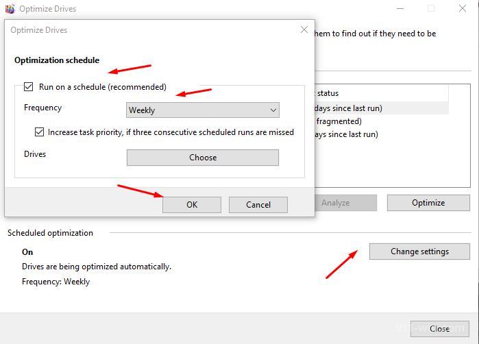 How do defrag Windows 10 | How to start Defrag ...