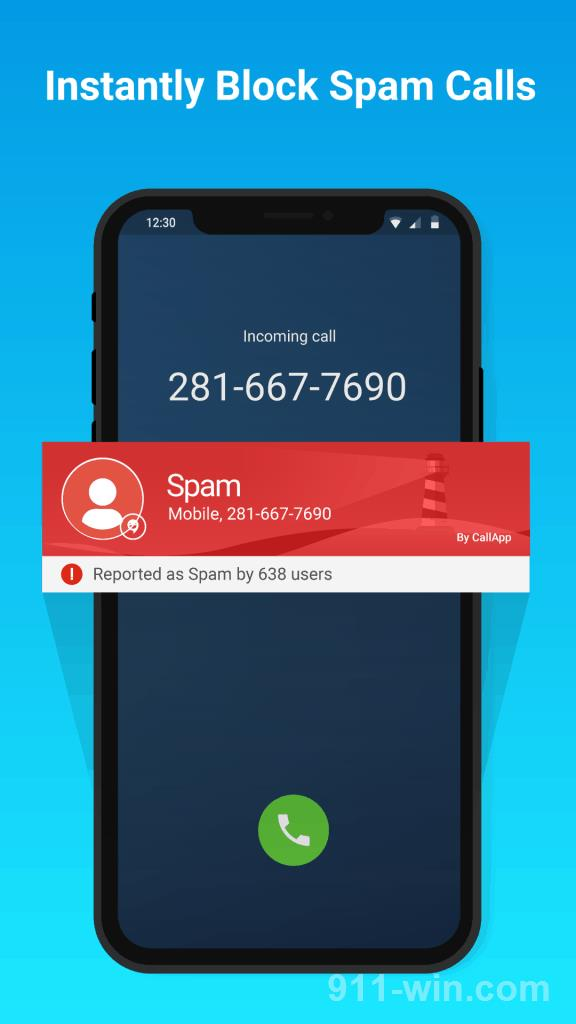 Spam Phone Call Blocker